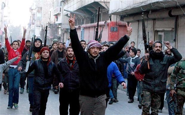 Massacre in Syria as al-Qaeda fighters flee rebel backlash