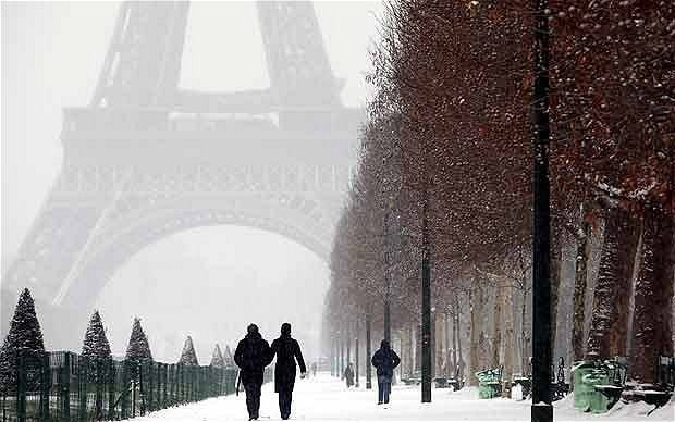 Paris in winter: A feast of food, fine art and fairy lights