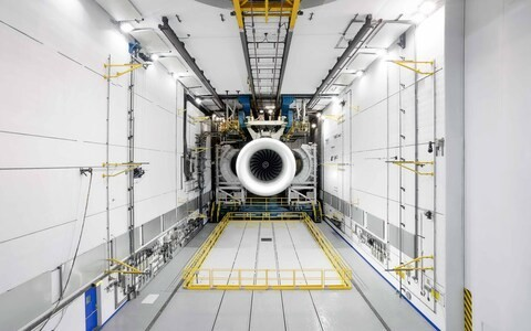 How to keep a plane safe at 35,000ft – secrets from inside the Rolls Royce factory