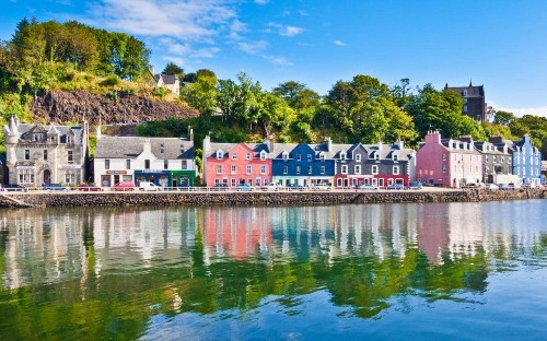 10 reasons to visit Scotland in 2016