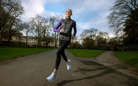 How Parkrun world record set Charlotte Arter's sights on Tokyo Olympics
