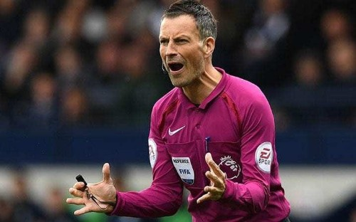 Mark Clattenburg unlikely to make Premier League return after Saudi Arabia spell ends in February