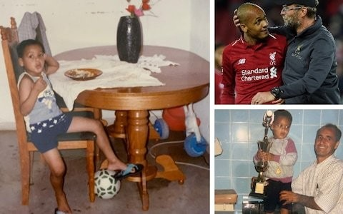 The making of Fabinho: how counting birds, Jose Mourinho's hotel visit and Jurgen Klopp's videos turned him into a superstar