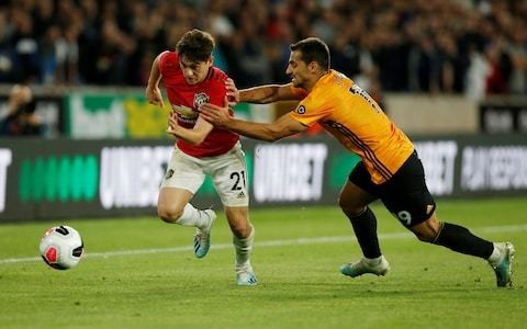 Hunger combined with potential: Daniel James perfectly fits Manchester United's new profile of player