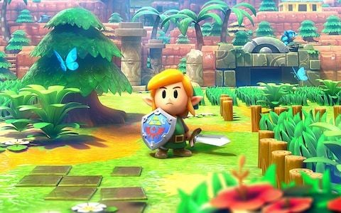 The-Legend-of-Zelda: Link's Awakening review: handsome remake doesn't waste an inch