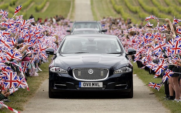 Britain could overtake France to become second-largest car maker in Europe