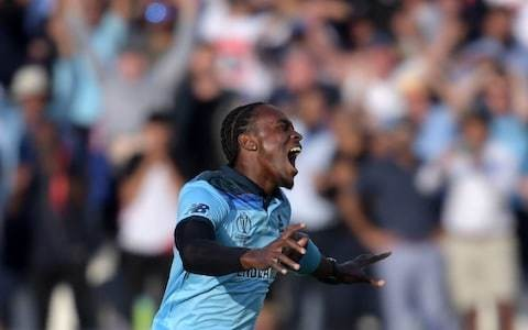 'I've probably had the best two months of my life': Jofra Archer hails teammates after propelling England to World Cup glory