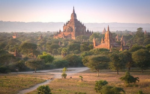 Burma after the return of tourism