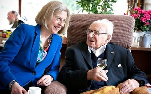 Theresa May should have embraced advice on 'compromise' earlier, Sir Nicholas Winton's daughter suggests
