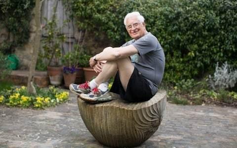 When 26 miles just isn't enough... Meet the 81-year-old multi marathon man