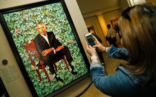 From Washington to Trump: why do US presidents sit for portraits?