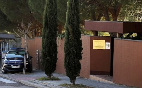 North Korea claims raid on Madrid embassy was 'grave terrorist attack'