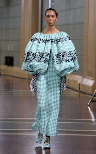 Little Women in 2019: Emilia Wickstead riffs on costume drama dressing at London Fashion Week