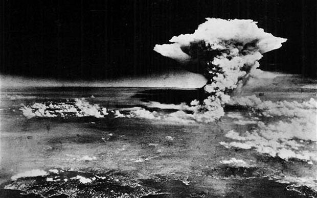 US museum must call Hiroshima and Nagasaki 'war crimes', say Japanese