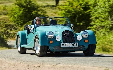 2020 Morgan Plus Four review: an authentic sports car with a beguiling blend or retro and modern