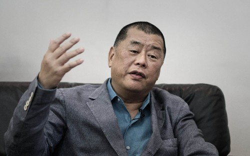 Hong Kong arrests publishing tycoon Jimmy Lai over protests in August