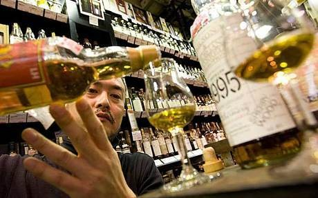 Land of the rising dram: Japanese whisky is a surprise world-beater