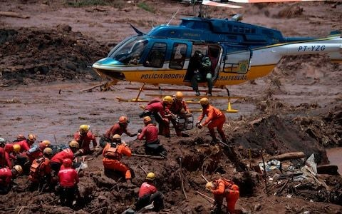 Firms ignore request for mining dam details despite Brazil disasters