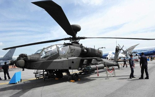 MoD poised to award £2bn Apache deal to Boeing in new blow to UK defence industry