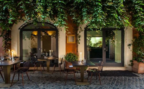 The best Rome restaurants