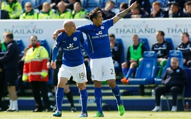 Leicester City 2 Swansea City 0, match report: First goal in 10 for Leonardo Ulloa lifts hosts off the bottom