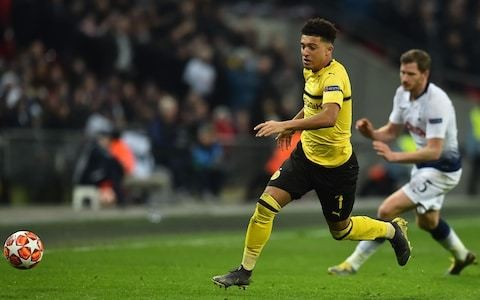 Jurgen Klopp admits Liverpool wanted to sign Jadon Sancho – but Manchester City would not sell to English rivals