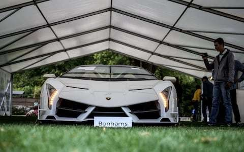 Swiss to auction 25 supercars seized from son of Equitoreal Guinea leader