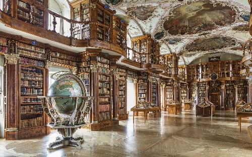 13 of the world's most beautiful libraries