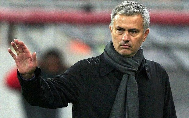Chelsea manager Jose Mourinho admits he put extra pressure on players ahead of Steaua Bucharest tie