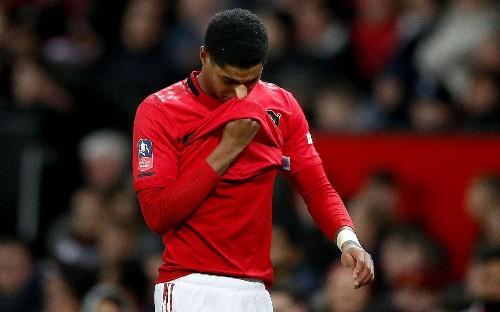 Manchester United unsure if Marcus Rashford will play again this season