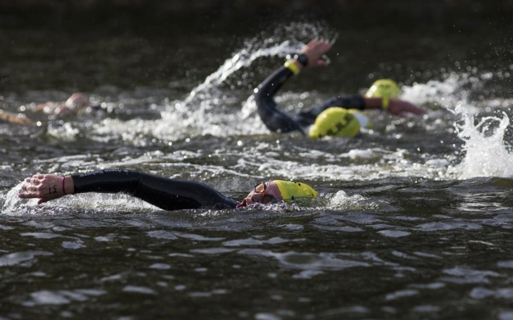 Most swimmers are wasting their time, say doctors