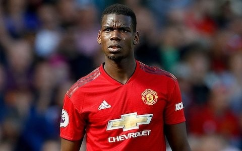 Paul Pogba fears Real Madrid move will be scuppered by Manchester United's £160m price tag