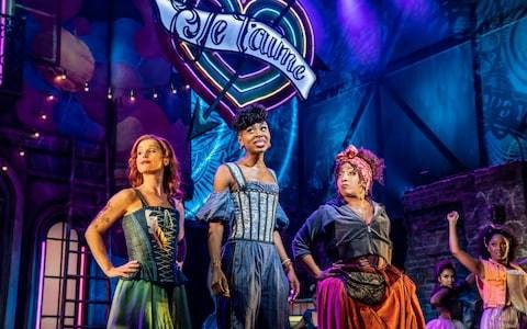 & Juliet, Shaftesbury Theatre, review: it's essentially glorified panto