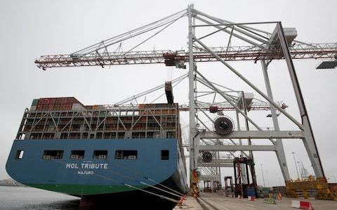 DP World to add fourth berth at Gateway with end of Brexit impasse is over