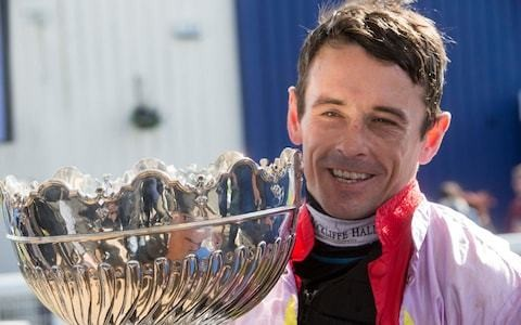 Sean Quinlan rides 25-1 shot Takingrisks to victory in Scottish National