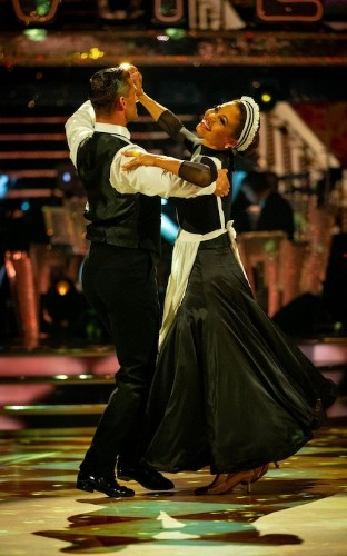 Emma Weymouth's Strictly Diary: 'From Strictly to soft play in the blink of an eye'
