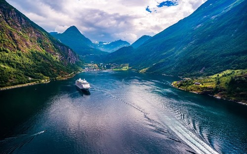 Seven ways to get active on a Norwegian fjords cruise