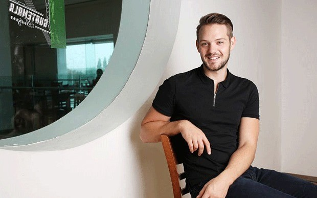 John Whaite: 'It's nice to be emotionally detached from Bake Off'