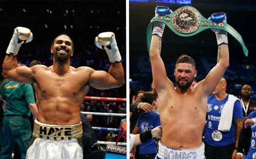 David Haye vs Tony Bellew: what time is the fight, what TV channel is it on and can I still buy tickets?