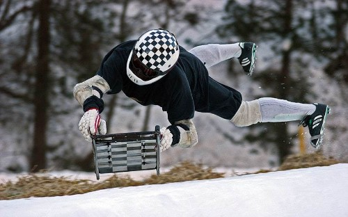 The 10 most extreme winter sport experiences