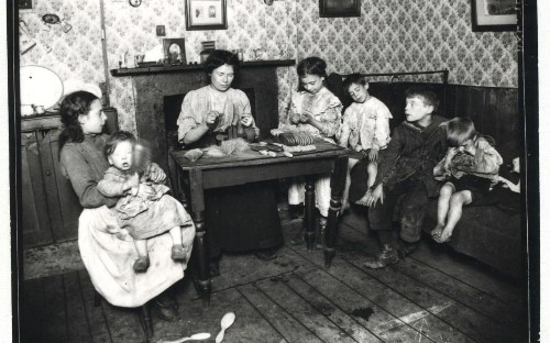 Victorian poverty proves pertinent in Forgotten Tale at The Photographers' Gallery
