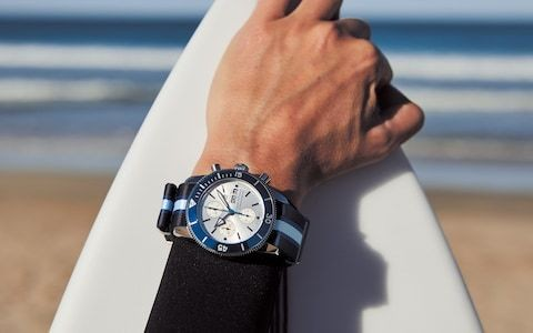Could a luxury watch brand's team of celebrity experts turn back the clock on ecological disaster?