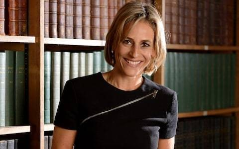 Emily Maitlis: seeing migrants flooding through Europe made me reflect on my family fleeing Nazi Germany