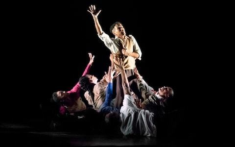 Alvin Ailey American Dance Theater, Programe A, Sadler's Wells, review: a stirring and skin-pricklingly exciting evening