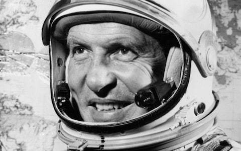 Remembering the Moon landings: Wally Schirra, commander of the first Apollo flight