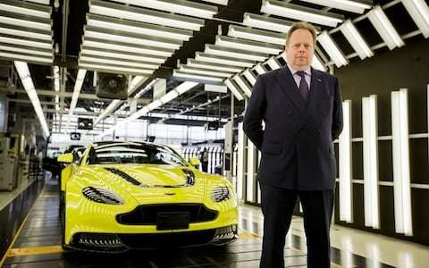 Aston Martin makes a U-turn on investor votes at annual meeting
