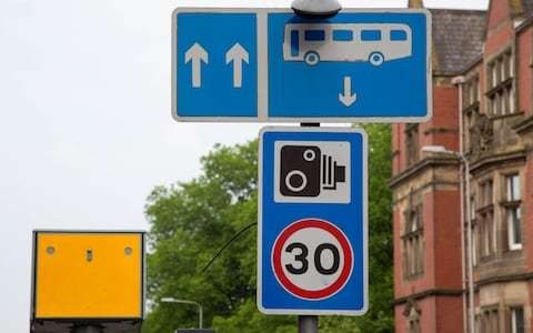 Drivers aren't to blame for bus lane confusion – it's local councils and their terrible signage