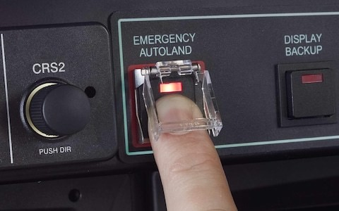 The new button in the cockpit that could prevent hundreds of plane crashes