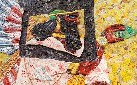 Michael Rakowitz, Whitechapel gallery review: a heartfelt lament for lost works of art