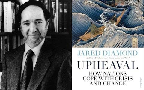 Upheaval by Jared Diamond review: can nations in turmoil benefit from 'crisis therapy'?
